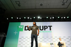 Jason Mars at Techcrunch Disrupt SF 2018