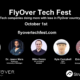 Jason Mars to Speak at FlyOver Tech Fest