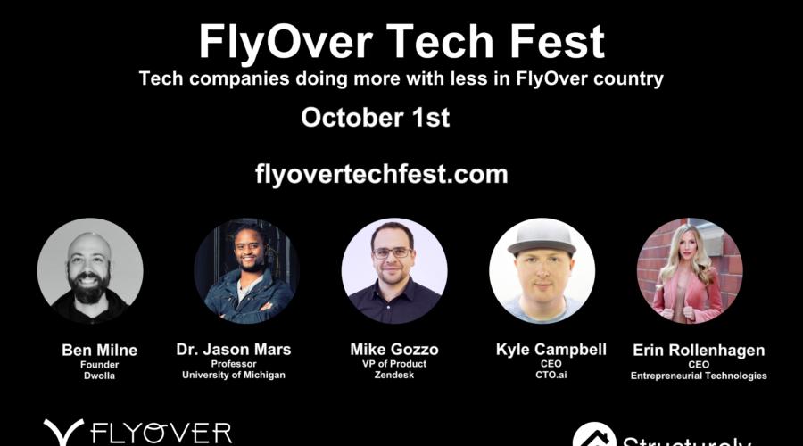 Jason Mars to Speak at FlyOver Tech Fest